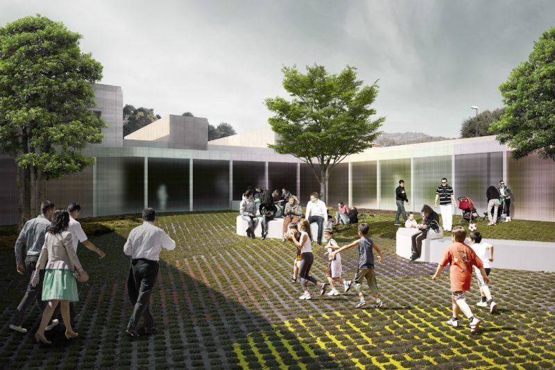 Progetto di riqualificazione del Polo scolastico nel Comune di Ales