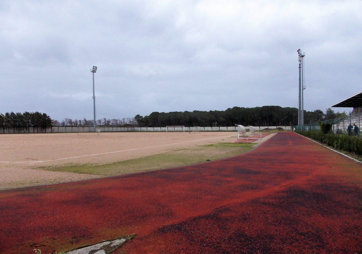 Borore – Riqualificazione urbana impianti sportivi e centro storico