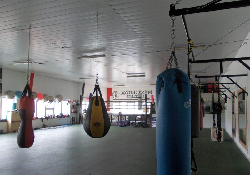 Area sportiva polivalente quartiere Latte Dolce – Sassari
