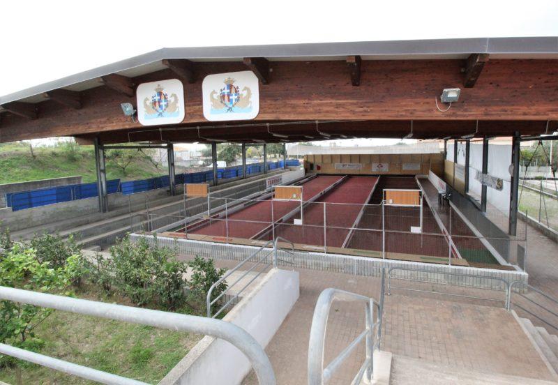 """Centro sportivo polifunzionale """"Carbonazzi"""" – Sassari"""