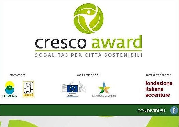 Premio Cresco Award Smart Water Solution – Metassociati